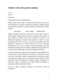 Apunts Anàlisi i crítica poesia catalana