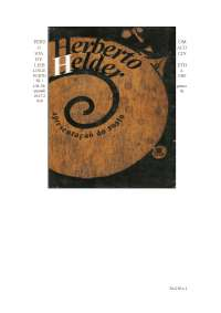 Recensione: Apresentaçao do Rosto di Herberto Helder