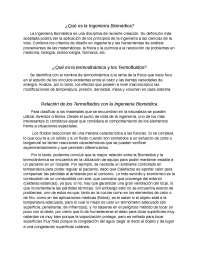 Termofluidos y al Biomedica.
