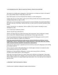 Radno pravo - skripta iz radnog prava
