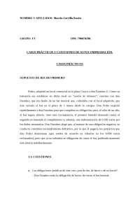 caso resuelto derecho civil 2