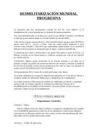 Trabajo Derecho sobre Utopía a nivel internacional, requerido en derecho el primer