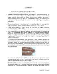 Cardiología clínica EF, interrogatorio y correlación