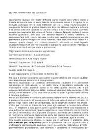 Lezione 7 del Corso di Diritto Processuale Penale II tenuto dal prof. F. Caprioli., Appunti di Diritto Processuale Penale II