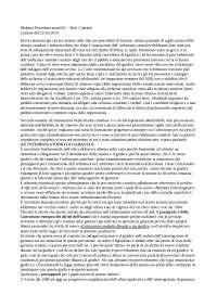 Lezione 7 del corso di Diritto processuale penale II tenuto dal Prof. F. Caprioli.