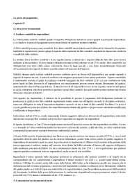 schema diritto civile II, Dispense di Diritto Civile