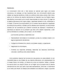 Las aportaciones de México al sistema internacional