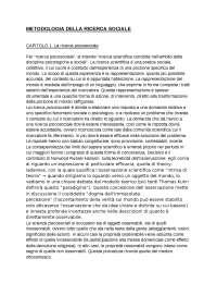 Metodologia della ricerca psicosociale Cardano Ortalda
