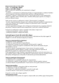 Psicologia dello sviluppo, Camaioni, Di Blasio