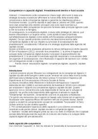 Articolo 1 esame Digital Education