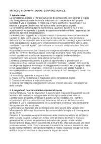 Articolo 4, esame Digital Education prof Cortoni