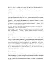 El bioconcreto y sus propiedades en la ingenieria