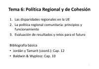 tema 6 economia de ue regional