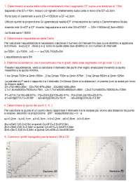 Elaborato 2 di Geografia Fisica e Geomorfologia