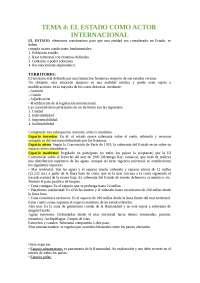 Conceptos de RRII con julieta.