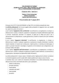 Esame di Stato Abilitazione Ing Civilevsez B