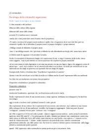 Appunti di sociologia della criminalità organizzata - Rocco Sciarrone