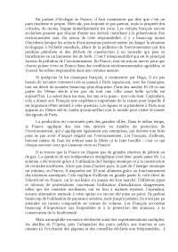 Экология Франции тема