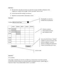 Seminarios IPO: Ejercicios Resueltos 5