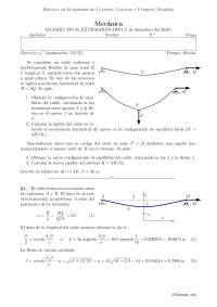 Examen MC de Caminos, Canales y Puertos