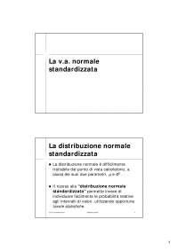 statistica sociale normale