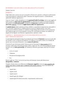 Esame psicologia della salute occupazionale - Converso e Maran.docx