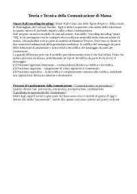 Stuart Hall Encoding/Decoding