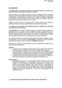 trabajo practico 4 con referencia a la empresa amazon