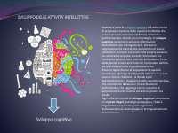 Sviluppo della attività intellettive-Sviluppo cognitivo-Jean Piaget