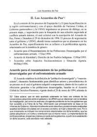 ACUERDOS DE PAZ GUATEMALA 1999