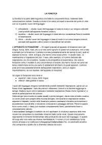 Cap 2 linguistica generale - Berruto e Cerruti