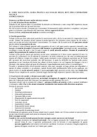 IL NODO MANCANTE: GUIDA PRATICA ALL'ANALISI DELLE RETI PER L'OPERATORE SOCIALE ANDREA VARGIU
