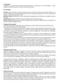 Sistemi Energetici UniGe TPG - Sbobinature