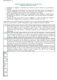 Modelli e tecniche di osservazione del comportamento a.a. 2018/2019