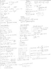 Formulario Geometria - UniGe