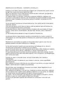 ANDREUCCIO DA PERUGIA RIASSUNTO DETTAGLIATO