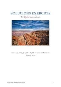 Solucions Problemes Matemàtiques