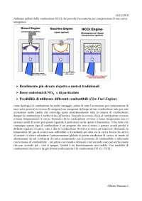 appunti di motori a combustione interna