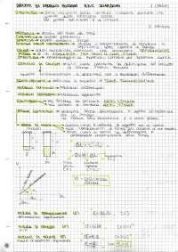 Appunti Scienza delle costruzioni pt1