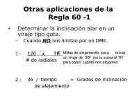 regla 60-1 parte dos