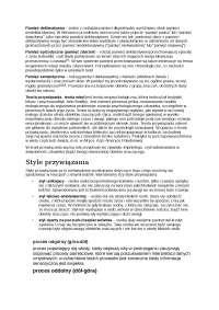 notatka na psychlogie - pojęcia