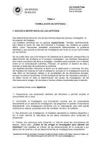 MÉTODOS Y TÉCNICAS DE INVESTIGACIÓN SOCIAL ( 1º RRLL Y RRHH)