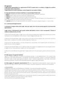 Lista completa argomentazioni e fallacie + analisi fatta in classe capitoli 11 e 12