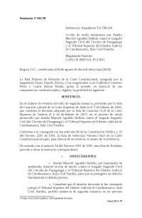 Duración Proceso Corte Constitucional