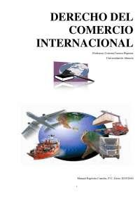 Comercio  internacional UAL