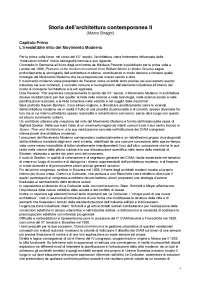 Storia dell'Architettura Biraghi Vol.2