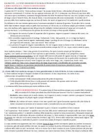 """Riassunto libro """"lo stato moderno in Europa"""" di M.Fioravanti"""