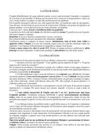 Elementi di Filologia Italiana, Accame