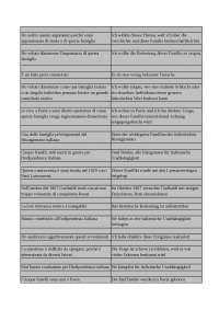 glossario tedesco: frasi utili per dissertazione storica