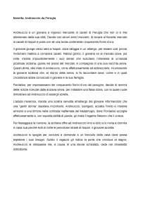 Novella di Andreuccio di Perugia dal Decamerone di Boccaccio